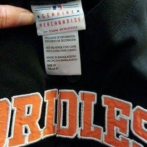 07e9dd311 Major League Merchandise Shirts   Tops - Baltimore Orioles Jersey - toddler